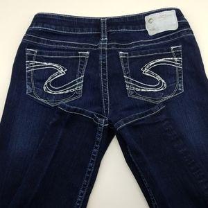 Silver Jeans Pants - Silver Camden Skinny Jeans 29x31